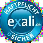 Exali Haftpflicht-Siegel // Matthias Würth